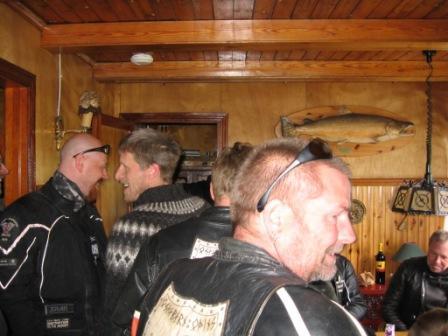 Myndir þessar eru eign Óskabarna Óðins MC Hvítasunna 2009